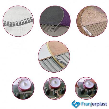 Profilo Piegabile Alluminio/Acciaio