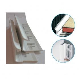 Sguscio Igienico Mignon In PVC - Bianco