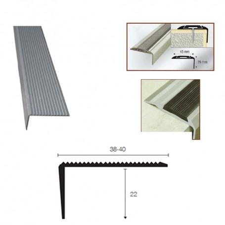 Paragradino In Alluminio