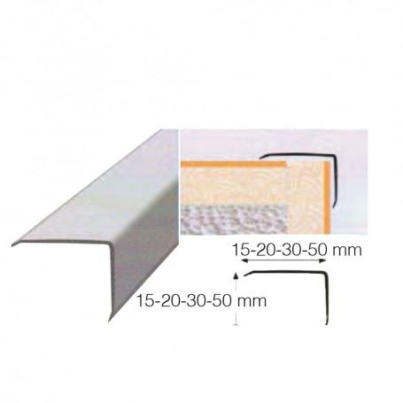 Paraspigolo In Alluminio Tipo Chiuso