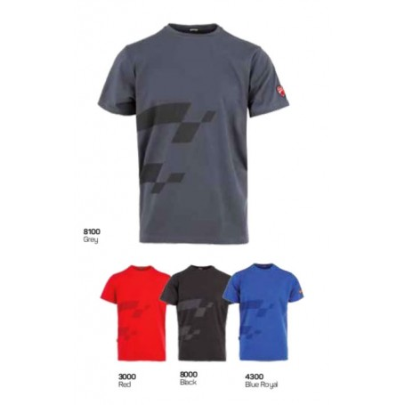 T-Shirt Mezza Manica Inn-Misano WorkWear