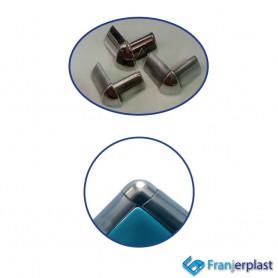 Capsula  Alluminio/Zama Nero