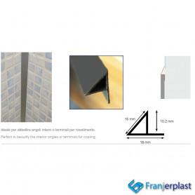 Profilo Alluminio Triangolare