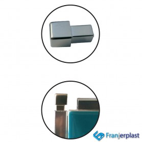 Capsula Quadra Alluminio/Zama