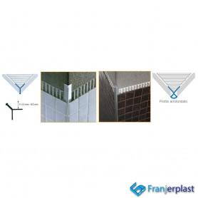 Profilo In Alluminio Per Bassi Spessori